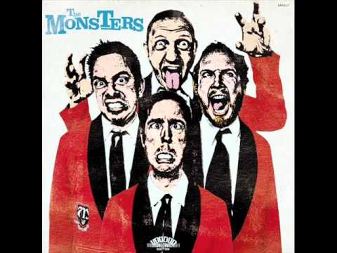 The Monsters - Whatcha Gonna Do? 2011 Reverend Beat Man