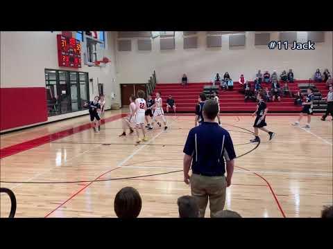 2020 Camp Hill Middle School Varsity Basketball Highlights