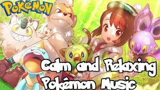 Calm and Relaxing Music from the Pokémon Series