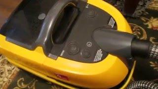 подробный обзор моющего пылесоса  ZELMER 7920.5 /ZELMER FD 9405