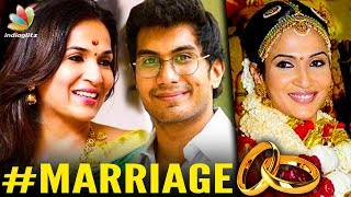 Soundarya Rajinikanth Remarriage : Wedding Date Announced | Hot Tamil Cinema News