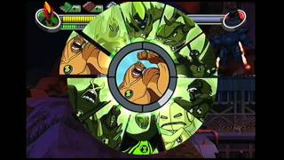 Ben 10: The Rise of Hex Walkthrough [Part 4]