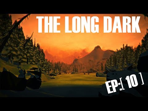 The Long Dark EP:[10] P:[2/2] - Resources + Flare ammunition