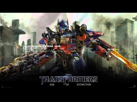 Imagine Dragons - Battle Cry Transformers 4 Age of Extinction Official Theme Song HD