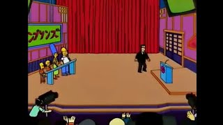 The Simpsons   The Simpsons Go On A Japanese Game Show