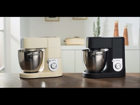 Gorenje kitchen machine MMC 1500 IY/BK from YouTube · Duration:  1 minutes 30 seconds