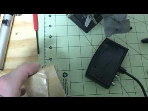 Bose infrared module fix