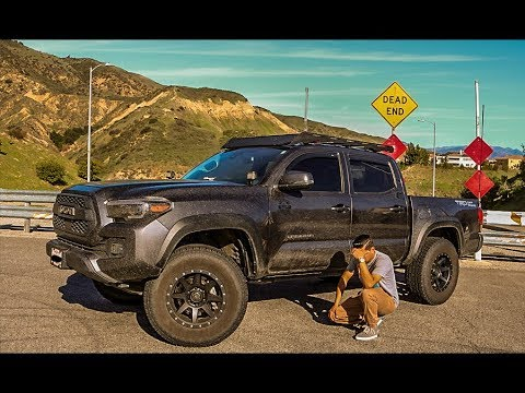 HOW MUCH I SPENT ON MY TOYOTA TACOMA TRD IN 2018 | I DID NOT EXPECT THAT MUCH!!!