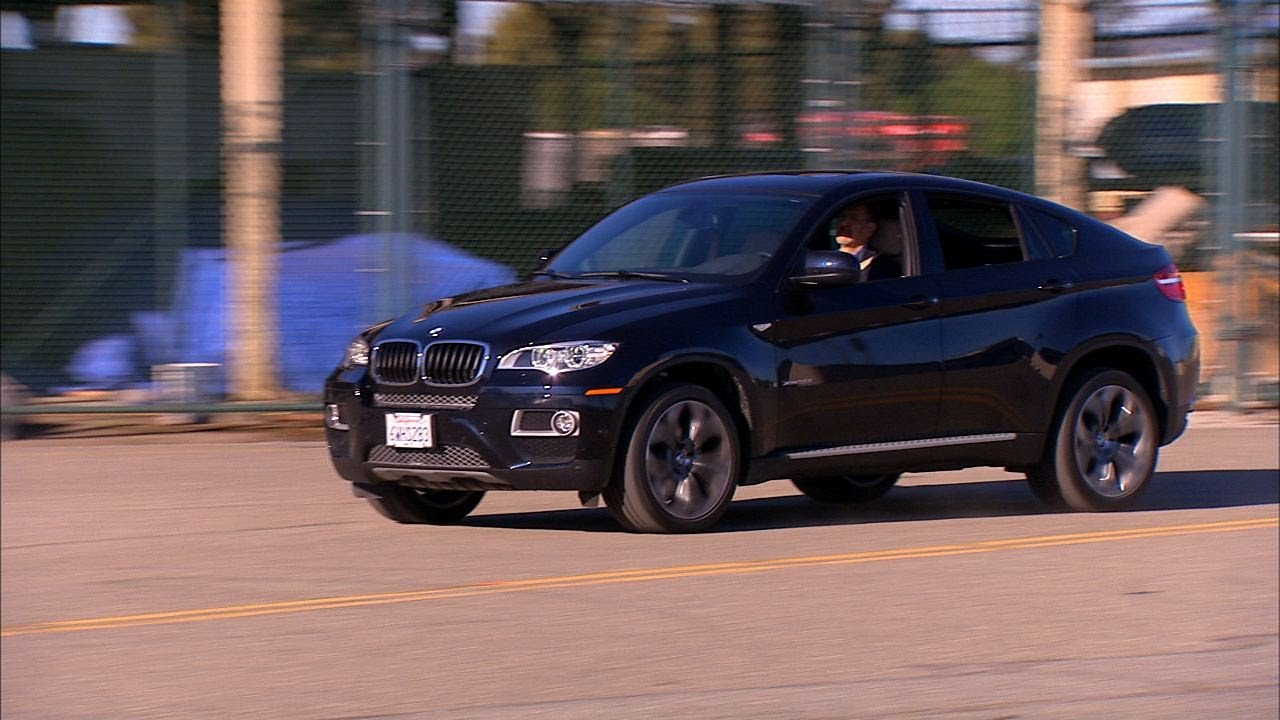 Car Tech 2013 Bmw X6 Xdrive 35i Youtube