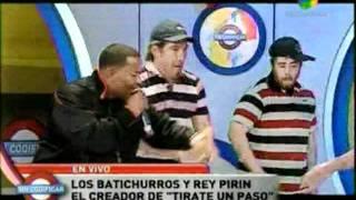 REY PIRIN y Los Batichurros 6/nov/11