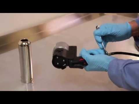 ppg aerospace semco dispensing guns youtube