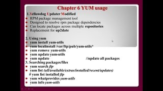 Linux Package Management - part 2/3