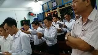 An Dưỡng Viện Phát Diệm 3 - Giáng Sinh 2017 - Dâng lễ