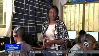 CGTN: አንድ ተቋም ለአይነስውራን የ IT ሞያ ስልጠና ፕሮግራም ጀመረ - Organization in Ethiopia offers IT skills for the vi