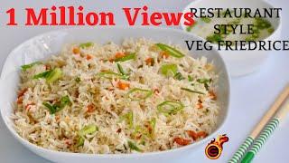 Quick & Easy Vegetable Fried Rice Restaurant Style in Malayalam    വെജിറ്റബിൾ ഫ്രൈഡ് റൈസ്    Ep:564