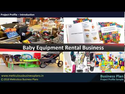 Baby Equipment Rental Business