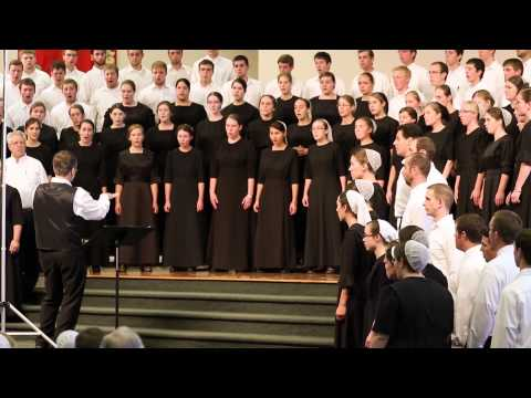 Down By The Riverside - Shenandoah Christian Music Camp