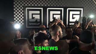 EPIC Scene Nate Diaz At His Victory Party - The King Of The UFC  EsNews Boxing