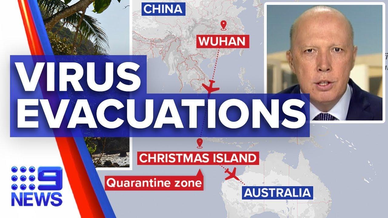 Coronavirus: Australians to be evacuated from China to Christmas ...