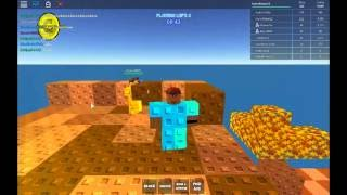 SKYWARS roblox [epic team mate trying to kill me...] PART 2