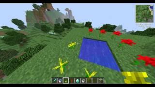 minecraft - como fazer o portal para THE TWILIGHT FOREST (floresta do crepusculo)