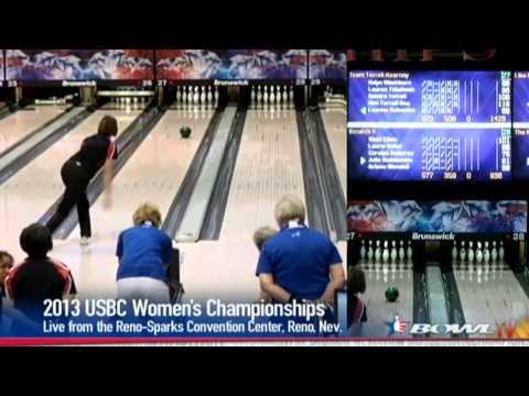 2013 Women's Championships: Leanne Hulsenberg, Kim Terrell-Kearney
