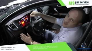 Nissan Teana 2013 установка магнитолы на Android