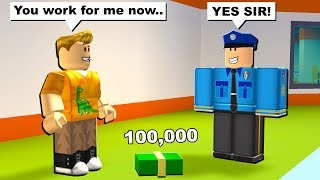 BRIBING COPS TO TAKE OVER THE PRISON!