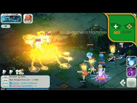 Summon Gate (Android/iOS) - Gameplay First Start