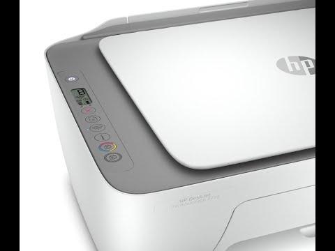 Conozca la impresora HP DeskJet Ink Advantage 2775 en detalle!
