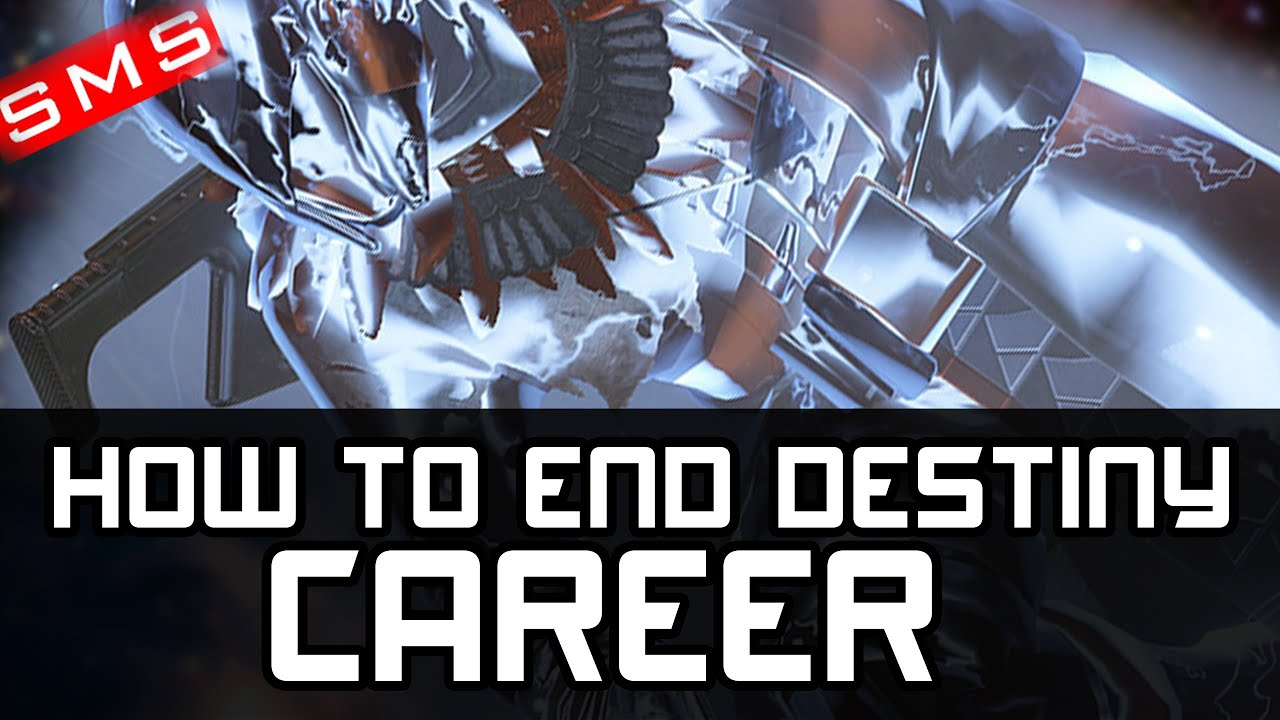 Destiny: HOW TO END SOMEONES CAREER IN DESTINY! - YouTube