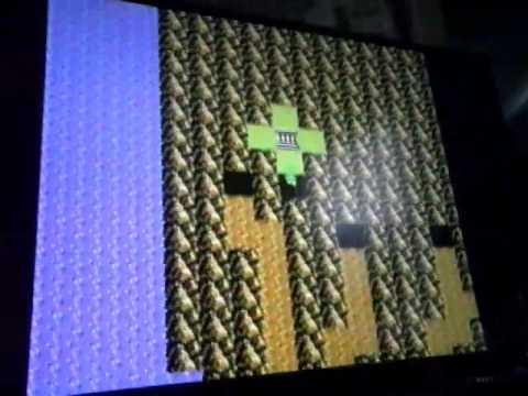 Zelda 2: Great Palace Quest Attempt 1
