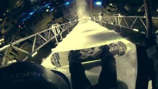 Big Air v Meste Kremnica 2013 - Pohled Ridera