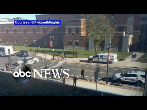 Rutgers University Stabbing  | Suspect in Custody