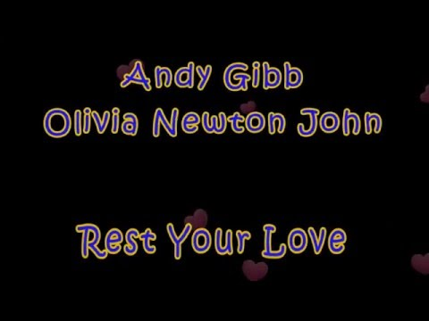 Andy Gibb - Rest Your Love On Me Lyrics | MetroLyrics