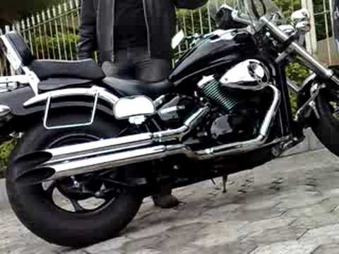 suzuki boulevard m800 or intruder m50 youtube. Black Bedroom Furniture Sets. Home Design Ideas