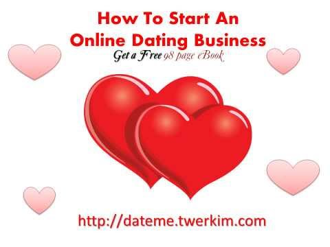 Online Dating Business | Start Yours Immediately