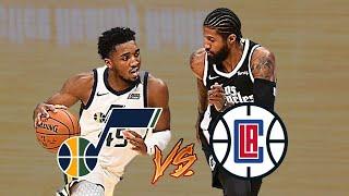 Utah Jazz vs LA Clippers | 2nd…