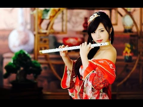 Chinese Bamboo Flute 1 笛子曲 ~ Take Me To Your Heart