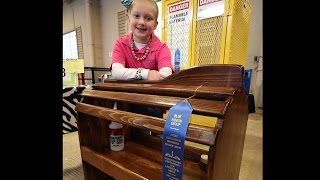Brighton Muller Knows Woodworking And Is 8 Years Old