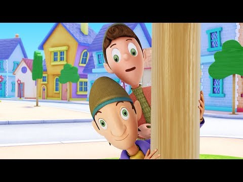 Noddy In Toyland | The Goblins Come To Play | Noddy English Full Episodes