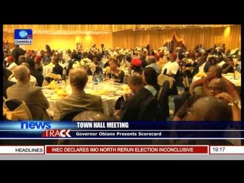 Town Hall Meeting: Anambra Indigenes In Abuja Interacts On State Devt