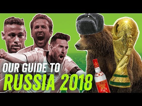 Guide to the 2018 FIFA World Cup in Russia