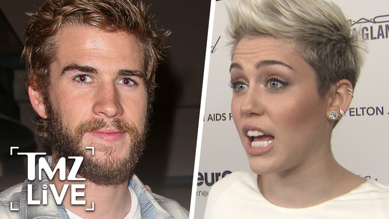 Miley & Liam: Cheating Allegations | TMZ Live