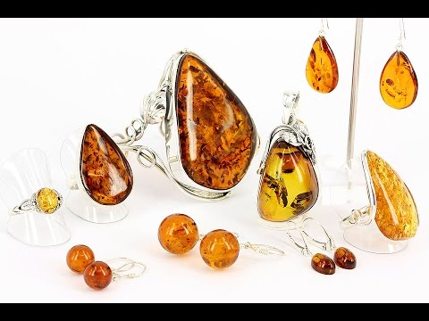 """""""Amber Trip 2017"""" in Lithuania showcases stunning jewellery"""