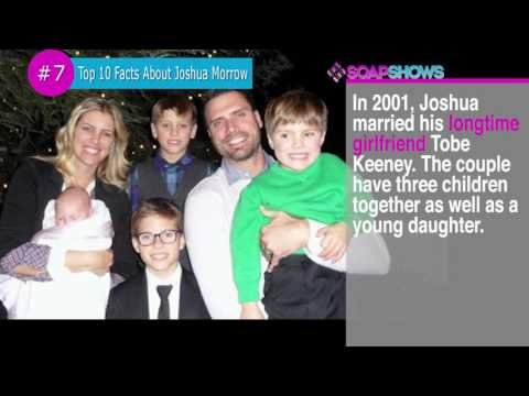 Top 10 Facts About Joshua Morrow from Young and The Restless