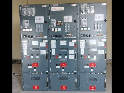 11 Kv   Switchgear View