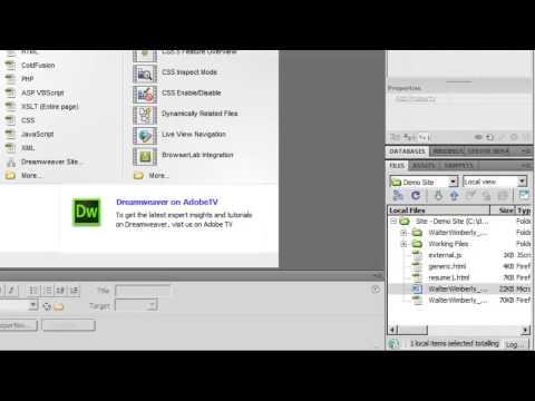 using-dreamweaver-to-convert-word-documents-to-html