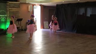 Cheer and Dance Camp summer 2016: Ballet Performance