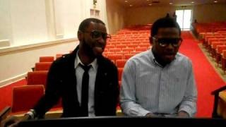 Let Go, Let God- Hasan Green & Thomas Davis Jr.